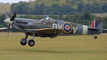 G-IBSY - Anglia Aircraft Restorations Ltd Supermarine Spitfire LF.Vc