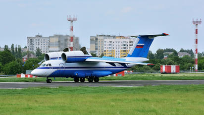 RF-72012 - Russia - Federal Border Guard Service Antonov An-72