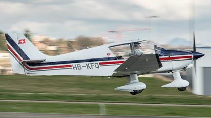 HB-KFQ - Private Robin DR 400-140