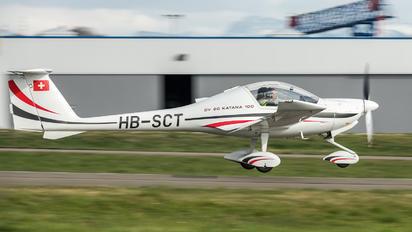 HB-SCT - Private Diamond DA 20 Katana