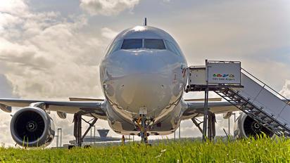 D-AGWZ - Eurowings Airbus A319