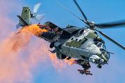 3367 - Czech - Air Force Mil Mi-24V aircraft