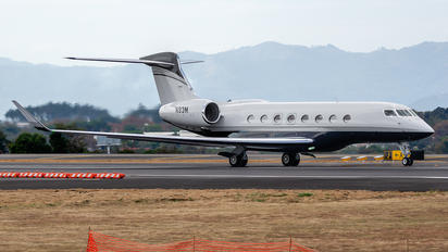N93M - Private Gulfstream Aerospace G650, G650ER