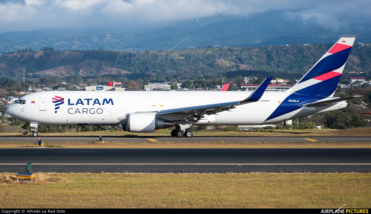 LATAM Cargo N540LA aircraft at San Jose - Juan Santamaría Intl