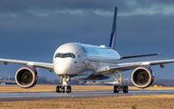 VQ-BFY - Aeroflot Airbus A350-900 aircraft