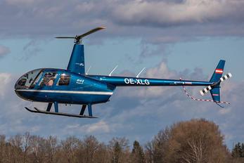 OE-XLG - Private Robinson R44 Astro / Raven