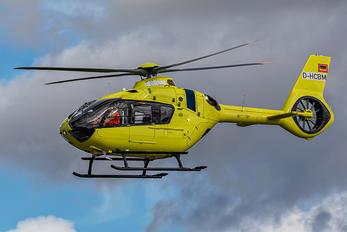 D-HCBM - Eurocopter Eurocopter EC135 (all models)