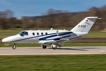 D-ICAO - Private Cessna 525 CitationJet