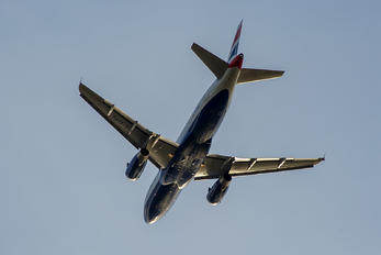 G-EUPO - British Airways Airbus A319