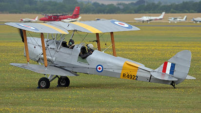 G-APAO - Private de Havilland DH. 82 Tiger Moth