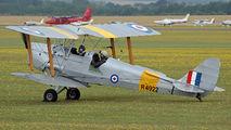 G-APAO - Private de Havilland DH. 82 Tiger Moth aircraft