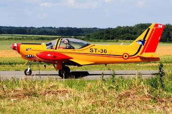 ST-36 - Belgium - Air Force SIAI-Marchetti SF-260