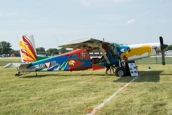 N156PC - Private Pilatus PC-6 Porter (all models)