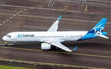 C-GOIE - Air Transat Airbus A321 NEO