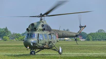 6923 - Poland - Army Mil Mi-2