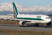 EI-EJP - Alitalia Airbus A330-200 aircraft