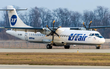 VQ-BMB - UTair ATR 72 (all models)