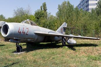 442 - Romania - Air Force Mikoyan-Gurevich MiG-17F