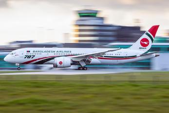 S2-AJV - Biman Bangladesh Boeing 787-8 Dreamliner