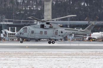 ZJ134 - Royal Air Force Agusta Westland AW101 411 Merlin HC.3