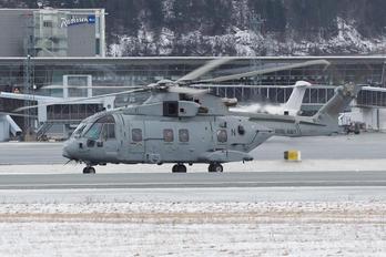 ZJ129 - Royal Air Force Agusta Westland AW101 411 Merlin HC.3