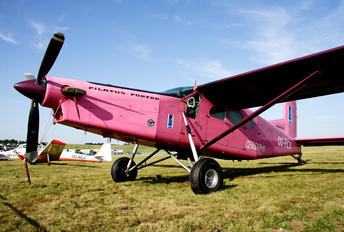 OO-PCV - Private Pilatus PC-6 Porter (all models)