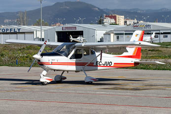 EC-JUO - Private Tecnam P92 Echo, JS & Super