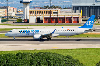 EC-KXD - Air Europa Express Embraer ERJ-195 (190-200)