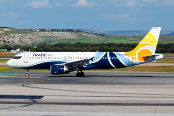 9A-BTG - Trade Air Airbus A320