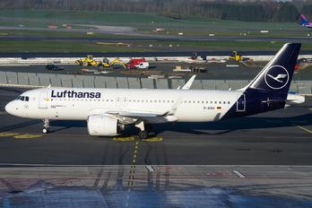 D-AINV - Lufthansa Airbus A320 NEO