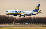 EI-DLF - Ryanair Boeing 737-8AS aircraft
