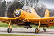 OK-HJK - Agroair Zlín Aircraft Z-37A Čmelák aircraft
