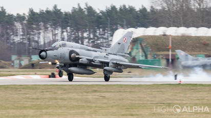 8101 - Poland - Air Force Sukhoi Su-22M-4