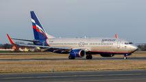 VP-BRH - Aeroflot Boeing 737-800 aircraft
