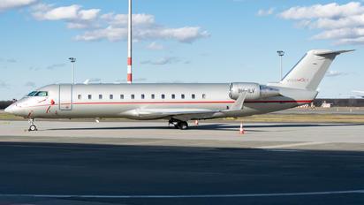 9H-ILV - Vistajet Bombardier CRJ-200LR