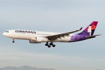 N385HA - Hawaiian Airlines Airbus A330-200