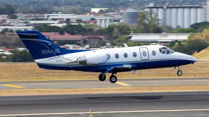 N144JS - Private Hawker Beechcraft 400XP Beechjet