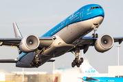 PH-BVU - KLM Boeing 777-300ER aircraft