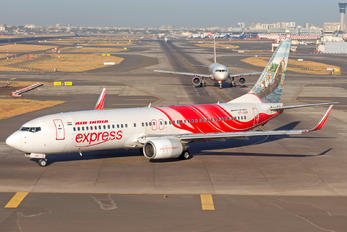 VT-AXR - Air India Express Boeing 737-800
