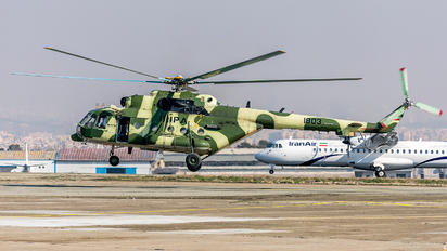 1803 - Iran - Police Aviation Mil Mi-17