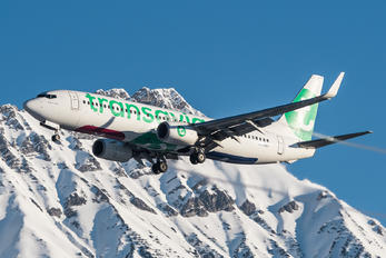 PH-HXI - Transavia Boeing 737-8K2