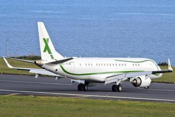 9H-FCM - AIR X Charter Embraer ERJ-190-100 Lineage 1000