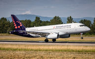 EI-FWD - Brussels Airlines Sukhoi Superjet 100 aircraft
