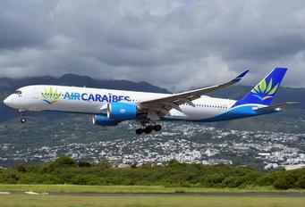 F-HTRE - Air Caraibes Airbus A350-900