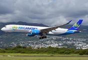 F-HTRE - Air Caraibes Airbus A350-900 aircraft
