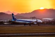 JA112A - ANA - All Nippon Airways Airbus A321 aircraft