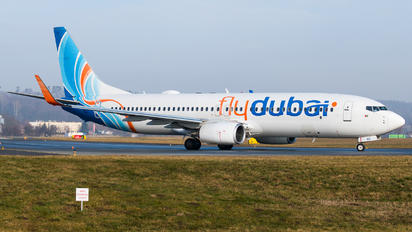 A6-FEG - flyDubai Boeing 737-800