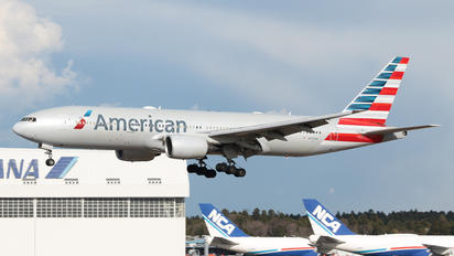 N770AN - American Airlines Boeing 777-200ER