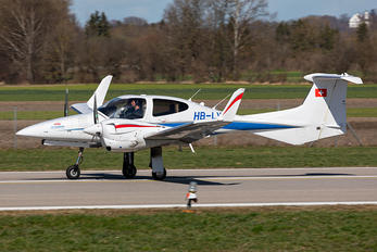 HB-LVC - Private Diamond DA 42 Twin Star