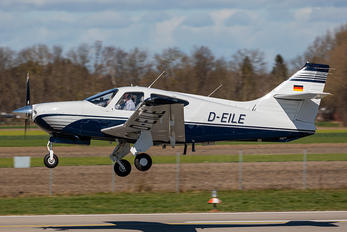D-EILE - Private Rockwell Commander 114